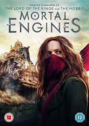 Mortal Engine 2018 Hindi Dual Audio 400MB BluRay 480p