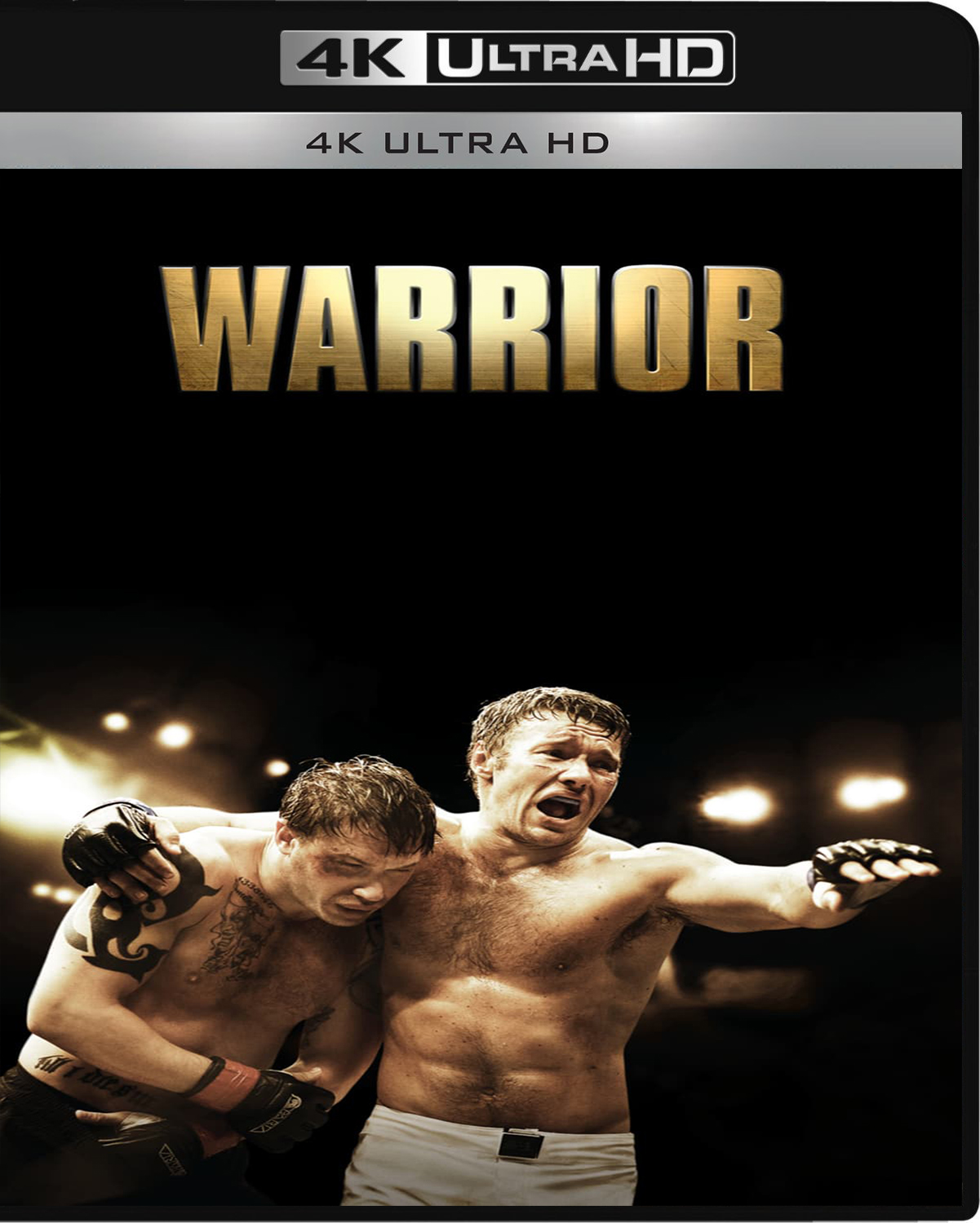 Warrior [2011] [UHD] [2160p] [Subtitulado]