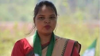 Chandrani Murmu BJD : Wiki, Bio, age