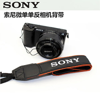 Camera Strap DSLR Camera Strap for Sony A6000 A6300 A7 II A7R A7R2 A7M2 NEX6 and Other Suitable Models