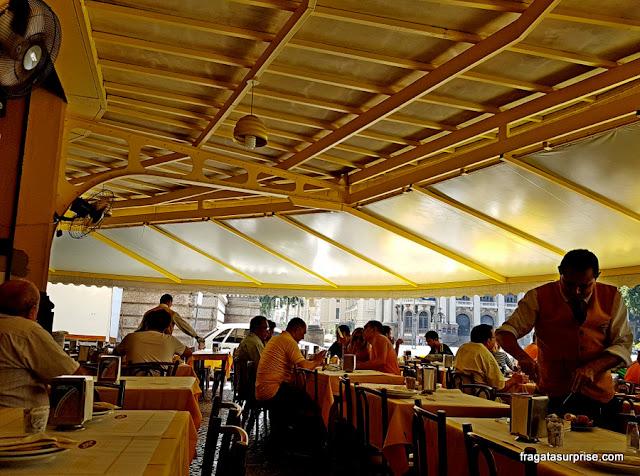 Rio de Janeiro, Bar Amarelinho, Cinelândia
