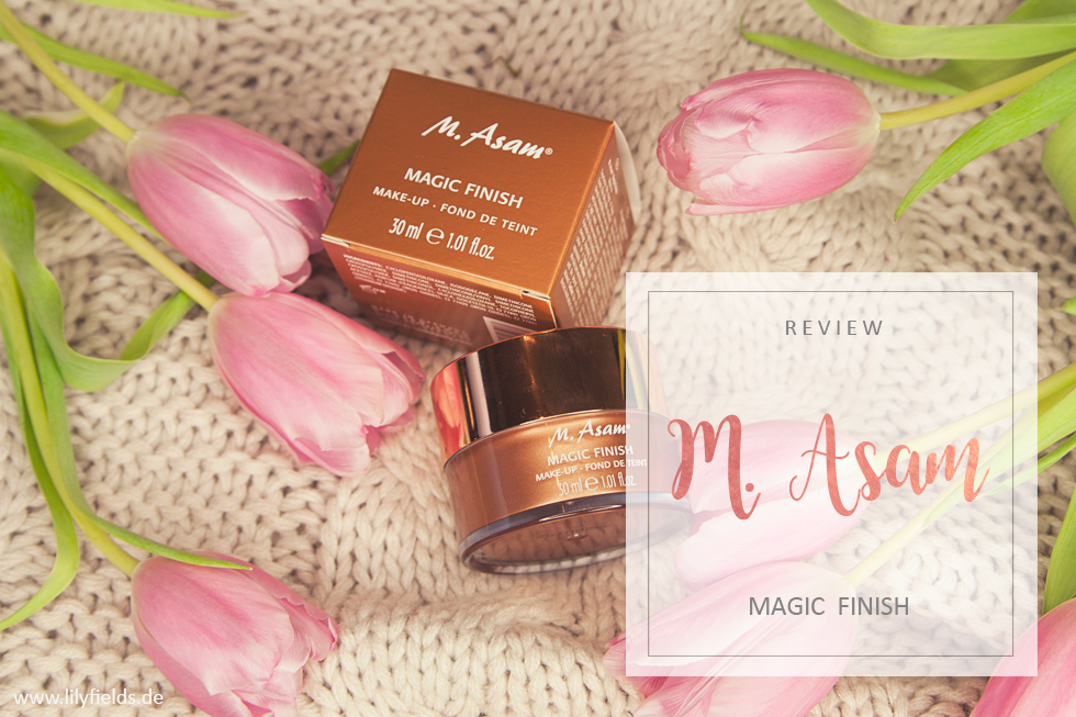 M. Asam - Magic Finish - Review