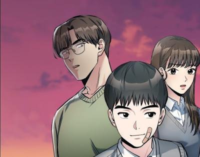 Baca Webtoon Anon I Know You! Full Episode