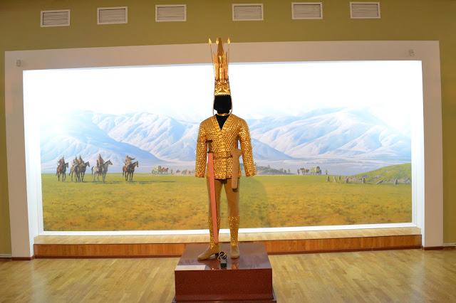 Tabiat Müzesi, Almatı