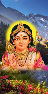 murugan images god