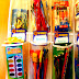 DIY Hanging School Supplies Holder