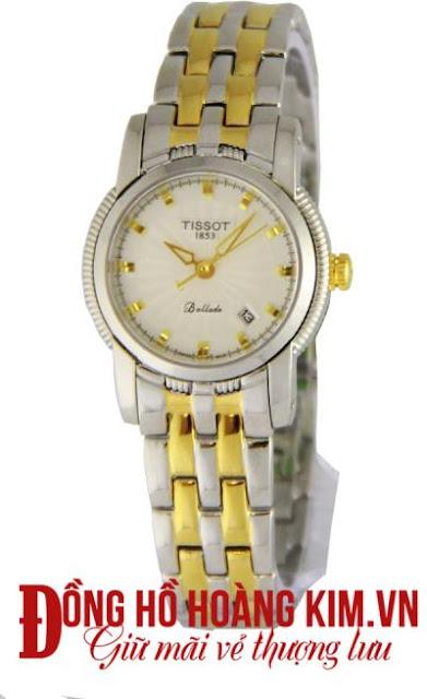 Đồng hồ Tissot nữ.