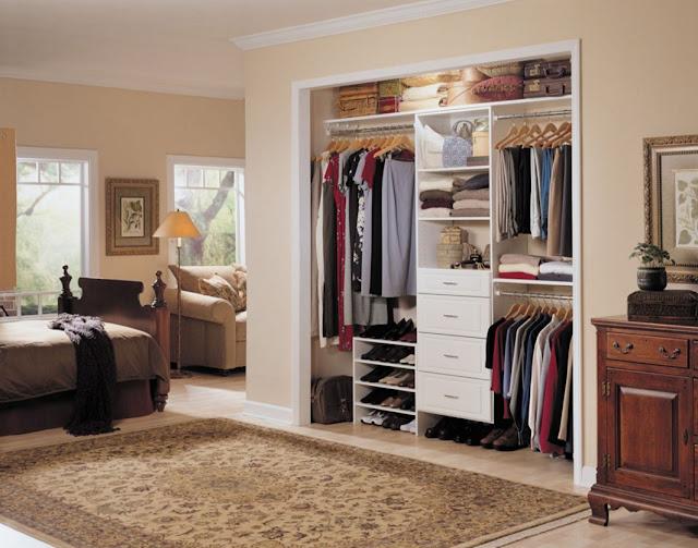 closet design ideas for bedroom
