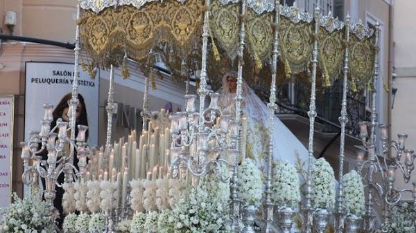 Del culto a la caridad en Málaga
