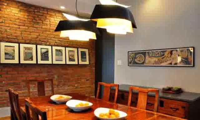 13 Gambar Model Lampu  Gantung Ruang Makan