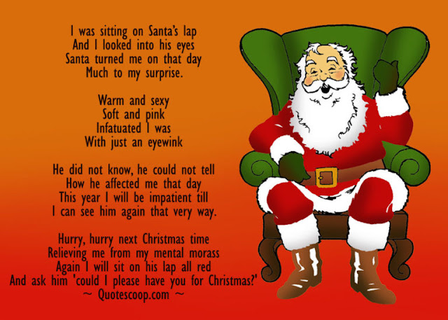 Funny Short Christmas Poems 2017