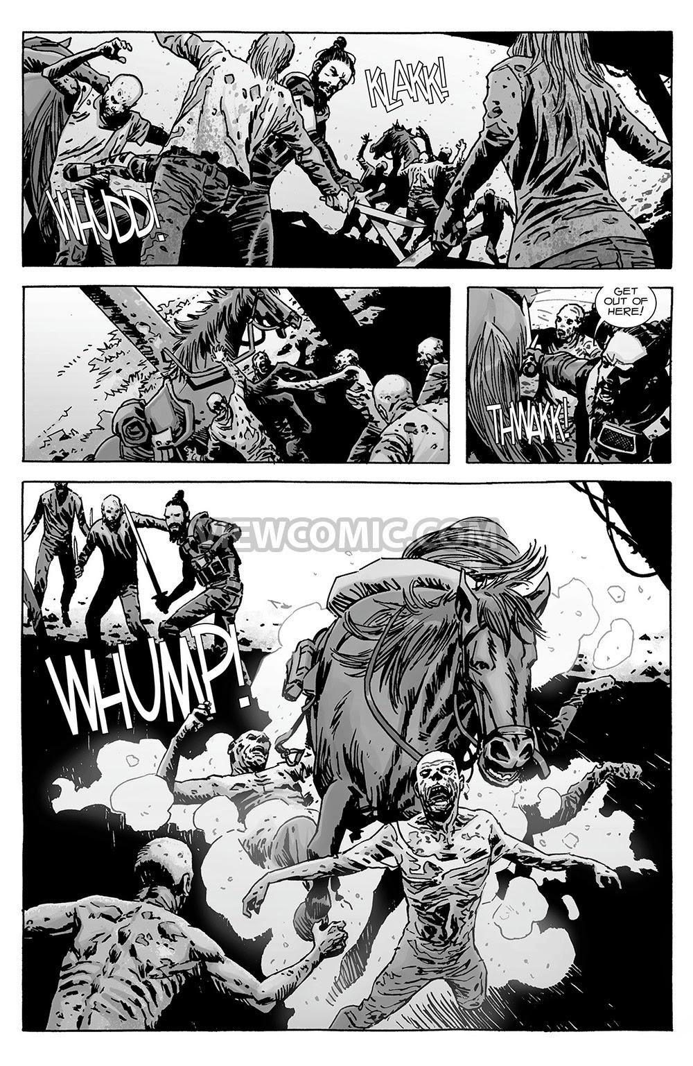 The Walking Dead 134 (2014) ………………… … | Viewcomic reading