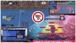 Download eFootball PES 2021 PPSSPP CV2 Vive Le Football Lite Street Futsal Mode & Full License