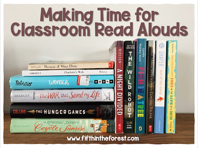 Image for How to Make Time for Classroom Read Alouds