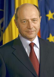 Traian Basescu USA Romania