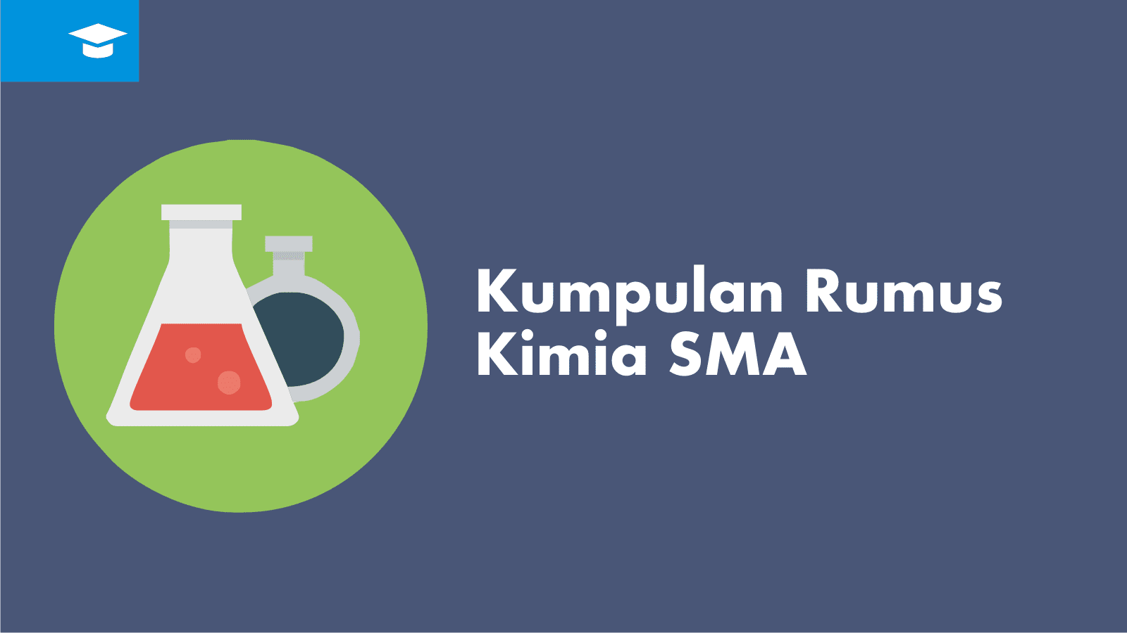 Kumpulan Rumus Kimia SMA
