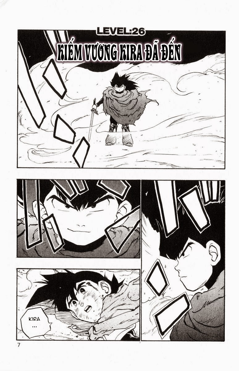 Dragon Quest: Emblem of Roto chapter 26 trang 6