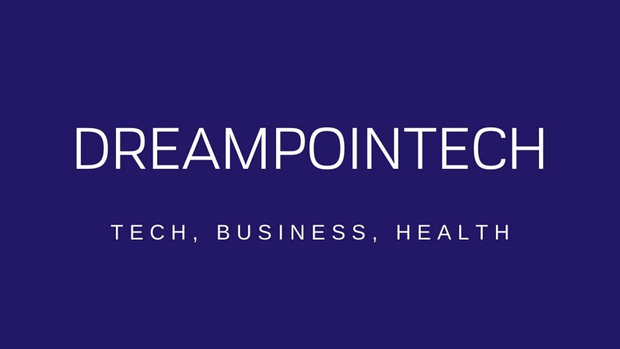 Official Logo Of Dreampointech