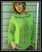 vyazanie spicami vyazanie dlya jenschin pulover spicami ajurnii pulover pulover s kapyushonom shema uzora opisanie vyazaniya (1)