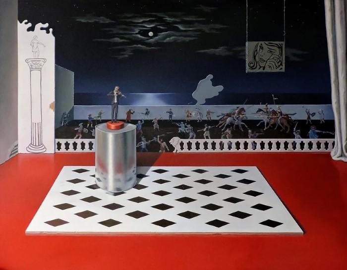 Аргентинский художник. Joaquin Lalanne
