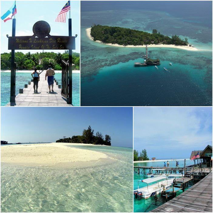 Lankayan Island: The Nature City: Lankayan Island