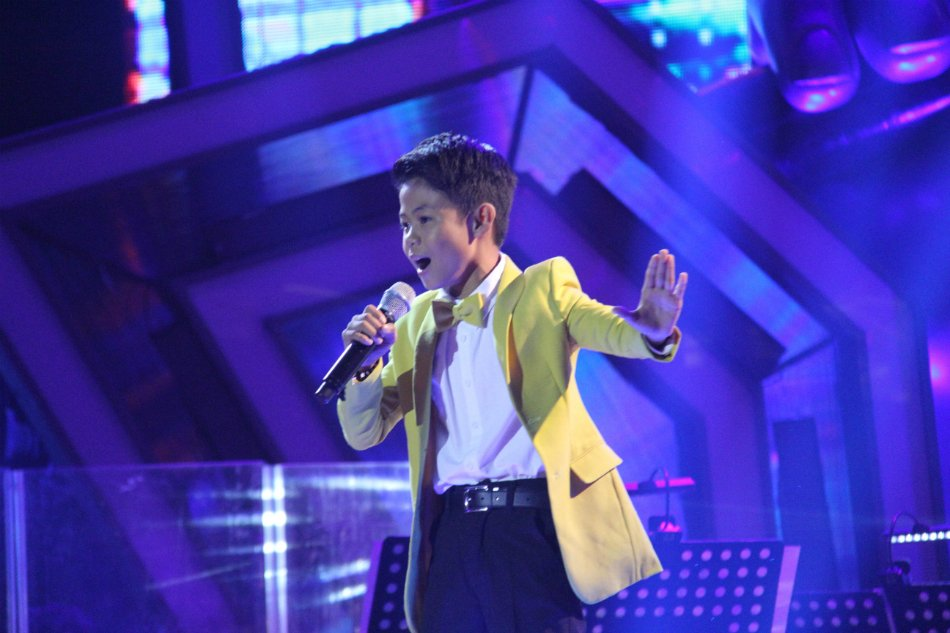 Son of OFW hailed as grand champion in The Voice Kids 2019
