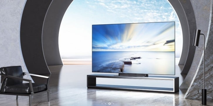 Xiaomi is stepping up competition and launching the advanced Mi TV Master Smart TV