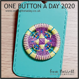Day 278 : Change - One Button a Day 2020 by Gina Barrett