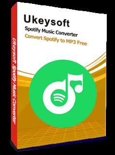 BOX_UkeySoft Spotify Music Converter