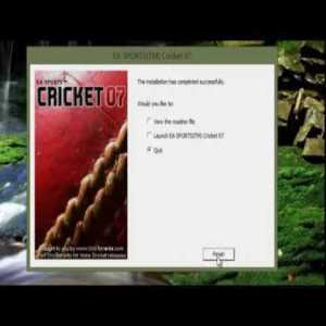 download ea cricket 2007 pc game full version free