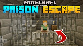 How to Install & Download Prison Escape Map for Minecraft Pocket Edition - MCPE