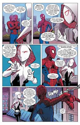 Review del cómic Ghost Spider Vol.3 de Takeshi Miyazawa y a Seanan McGuire - Editorial Panini
