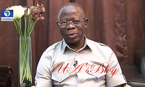 Corruption Allegations: Why We Can't Arrest Oshiomhole - EFCC Tells Court