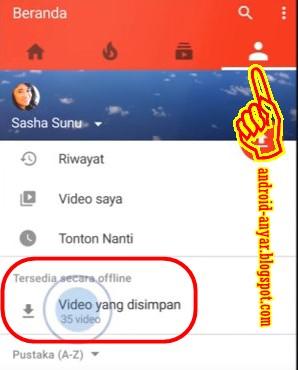 Cara Aktifkan YouTube Simpan Dulu Tonton Nanti Video Gratis