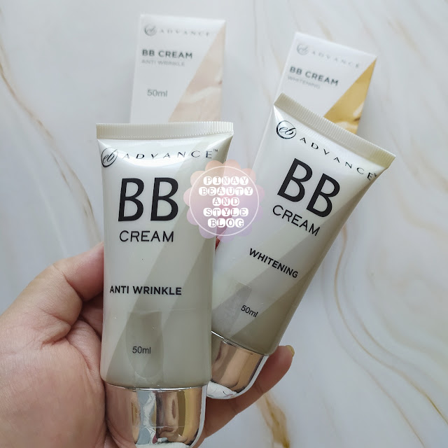 REVIEW EB Advance BB Cream Whitening and Anti Wrinkle - Full Coverage BB Cream for Summer!