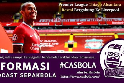 Thiago Alcantara Resmi Bergabung Bersama Liverpool