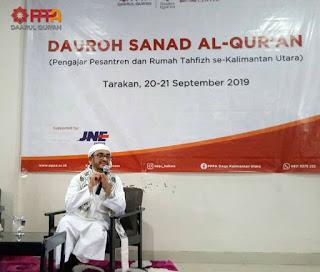 Kajian Islam Bulanan Bersama Prof. Dr. Zaid bin Ali Al Ghaili di Masjid Besar At-Taqwa Sebengkok Tarakan 20190922