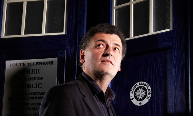 TV Lover: Doctor Who - Steven Moffat To Step Down In 2017/Chris ...