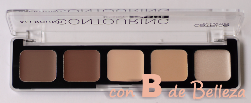 Paleta contouring lowcost