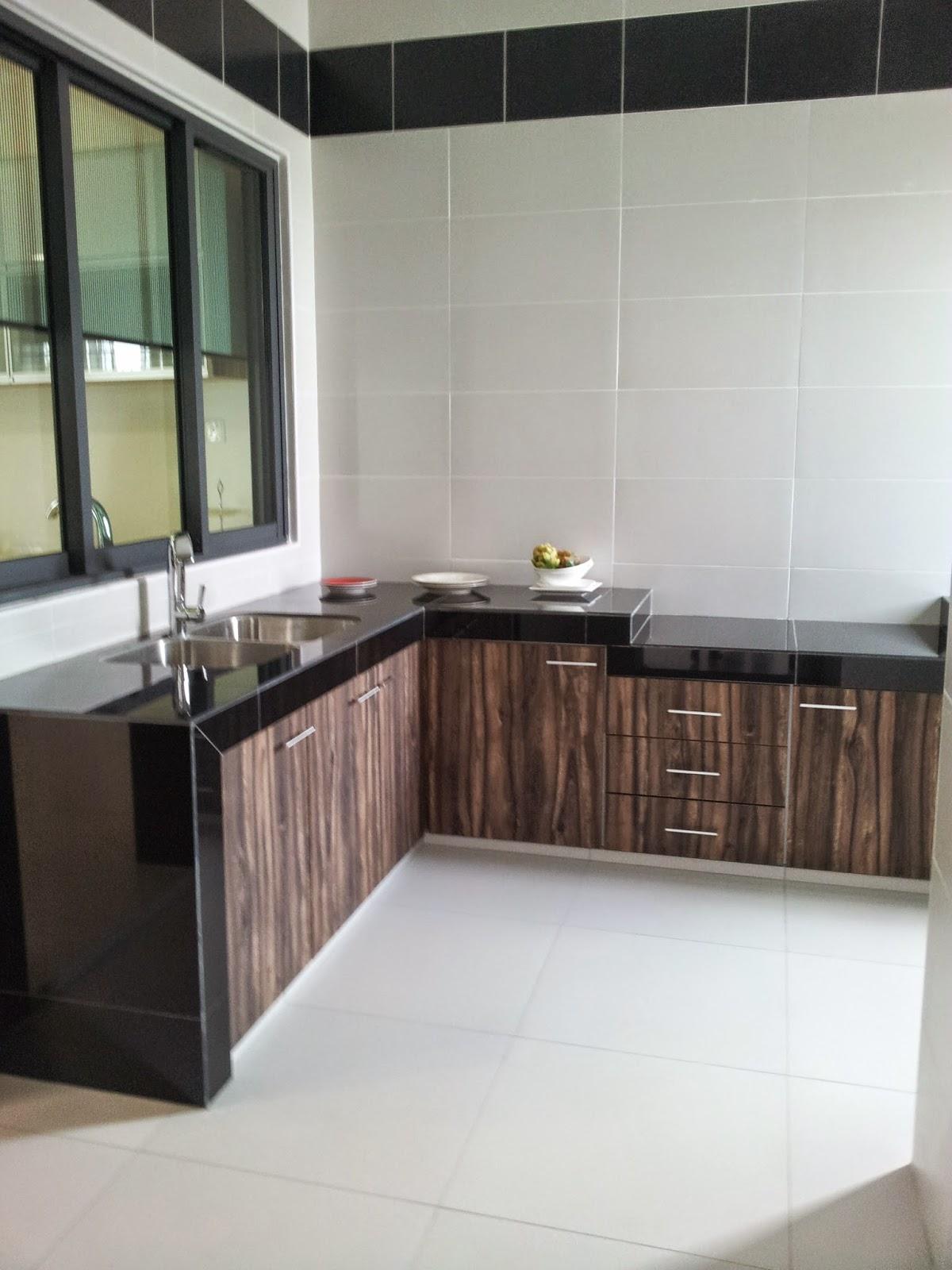 Dapur Basah Yang Simple Desainrumahid