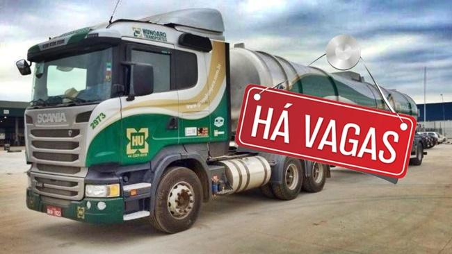 Hungaro Transportes abre vagas para Motorista combustível