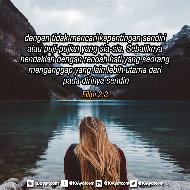 Filipi 2:3