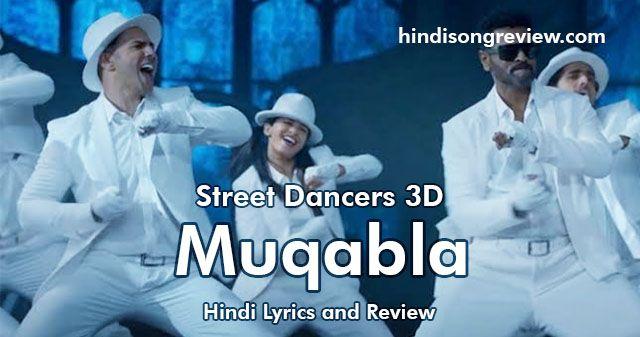 Street Dancers 3D - Muqabla (Yash Narvekar, Parampara Thakur)