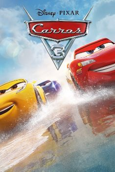 Carros 3 Torrent – BluRay 720p/1080p Dual Áudio