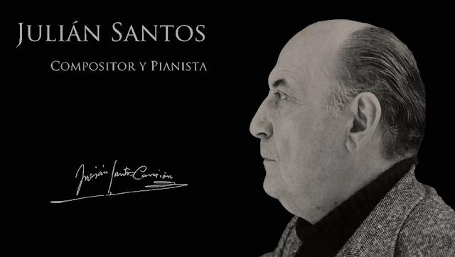 Imagen de la web de la Compañía Lírica Julián Santos