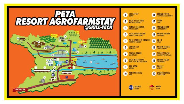 Pakej Family Day Murah Di Agrofarmstay Melaka Mega Bonanza 2018 Kembali Lagi Ceritera Si Gadis Biru