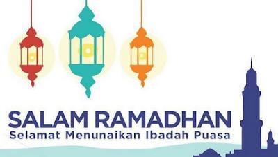 99+ Gambar Ucapan Menyambut Bulan Ramadhan 2021