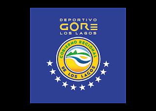 Deportivo gobnierno regional de los lago Logo Vector