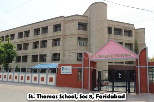 St. Thomas School, Sec 8, Faridabad