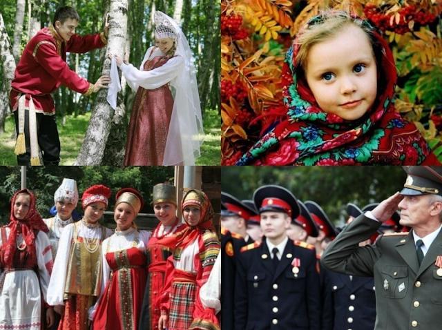 Bir daha Rus xalqının böyüklüyü barədə